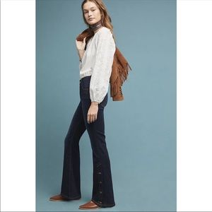 Anthropologie Pilcro High Rise Bootcut Jeans Sz 26
